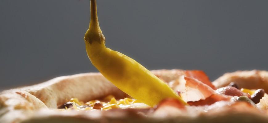Halo Pinki - Pizza